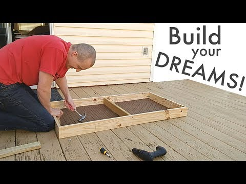 The pegboard acoustic panel combo! | DIY Music Studio #6