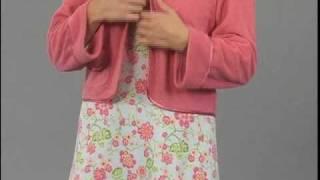 Amadora Candace Bed Jacket