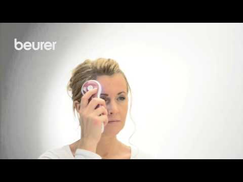 Quick Start Video for the FC 65 facial cleansing brush from Beurer