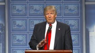 More prominent Republicans speak out against Donald Trump