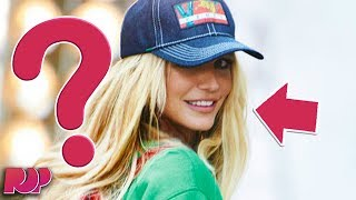 Is This Actually Britney Spears In The New KENZO Ad? thumbnail