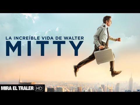 La Increíble vida de Walter Mitty | Trailer Subtitulado Español HD películas sobre viajes