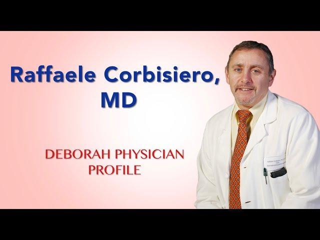 Meet Dr. Raffaele Corbisiero