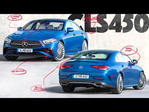 2022 Mercedes-Benz CLS450 Redesign: More PRESENCE