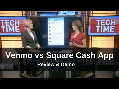 Venmo vs Square Cash - Review & Demo - What is the difference between Venmo and Square Cash?