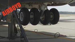 C-5 Galaxy Landing Gear Swing Test