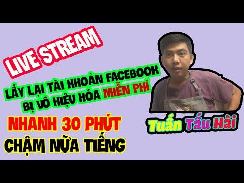 cach lay lai tai khoan facebook bi hack - #12 Lấy Lại Tài Khoản Facebook Bị Vô Hiệu Hoá Miễn Phí trong 5 Phút || Facebook Bị Khoá Hàng Loạt