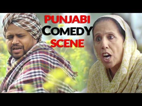 PUNJABI COMEDY SCENE || Karmjit Anmol || Lokdhun Punjabi || Funny Comedy
