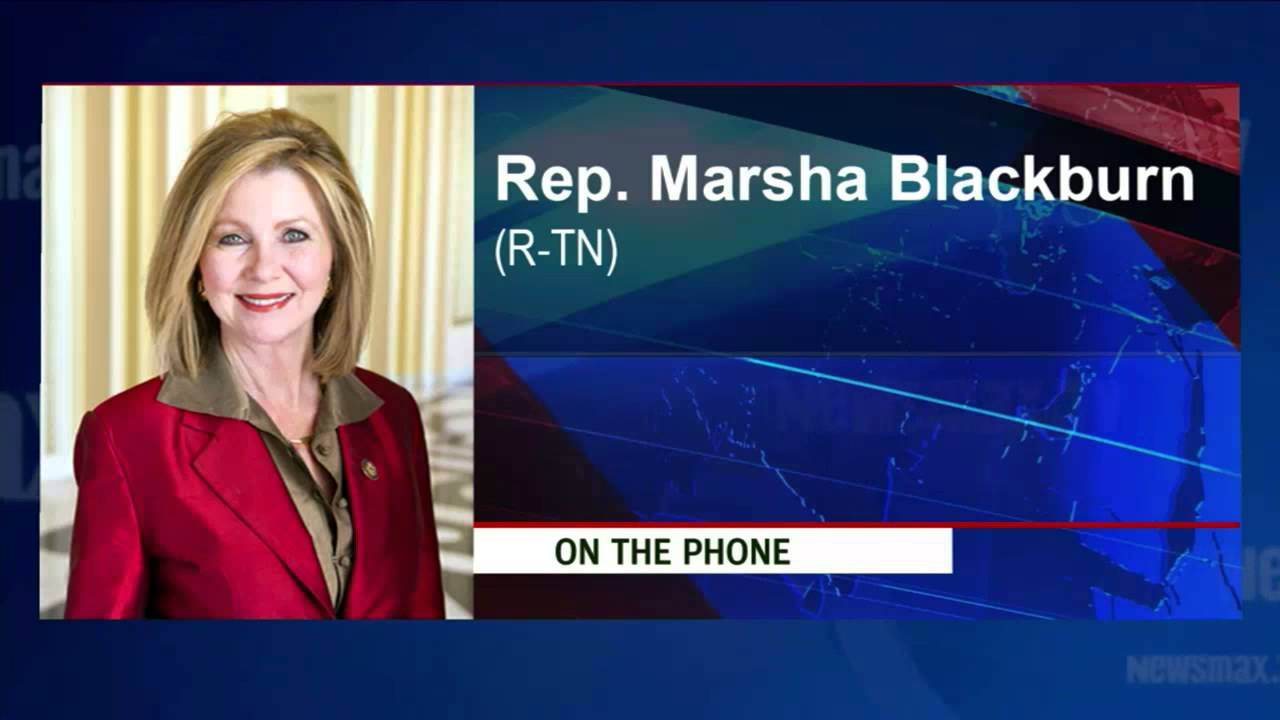 the politics congressman marsha blackburn It turns out rep marsha blackburn (r-tn) isn't the only prominent figure in tennessee politics with close ties to g kline preston iv, the lawyer who first introduced the national rifle.