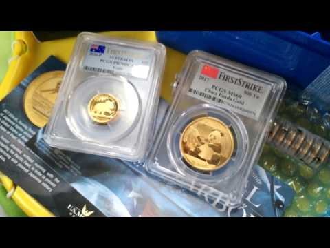 !!!Crazy 23 Gold Coins-Unboxing!!!! And Silver Bars too!!