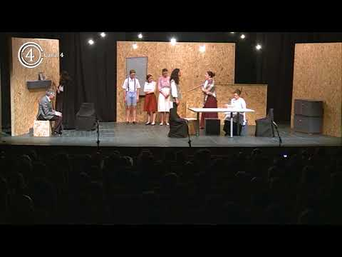 LA DAMA DEL ALBA - GRUPO DITIRAMBO - IES CENCIBEL