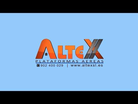 Altex - Plataformas elevadoras Barcelona