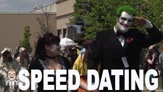 Geek Speed Dating   Anime North '14
