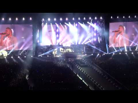 One Direction - Clouds - San Diego 9 July 15 HD