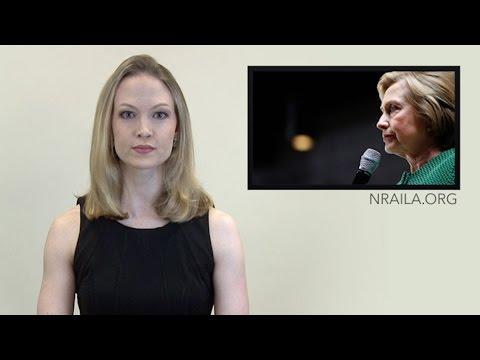 Hillary Clinton's Latest Lie About Guns