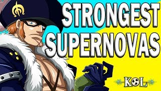 Strongest Supernovas Post Time-skip One Piece: Downfall Of Eustass Kid & Rise Of Urouge One Piece