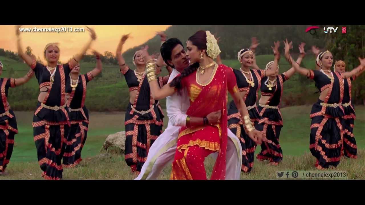 Chennai Express Song- Titli - Shah Rukh Khan & Deepika