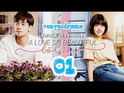 A Love So Beautiful 1.Bölüm [Türkçe Altyazılı] HD