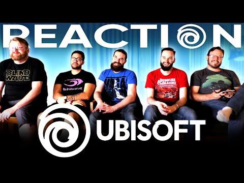 Ubisoft E3 Full Conference REACTION!! #E32019