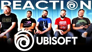 Ubisoft E3 Full Conference REACTION!! #E32019