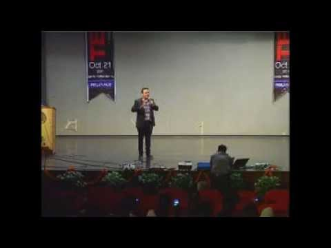 Diving with dolphins: Roshan Abbas at TEDxJMI