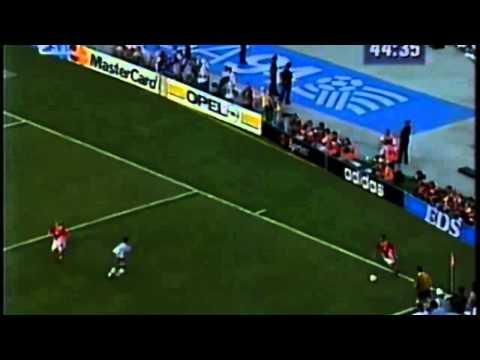 Футбол Аржентина - България 1994 - Второ полувреме Част 4/4