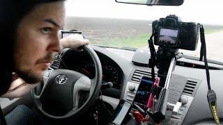 The Tornado Intercepting Toyota