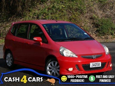 2006 Honda Jazz Sport! NZ New! Parts Cars!! ** $Cash4Cars$Cash4Cars$ ** SOLD **