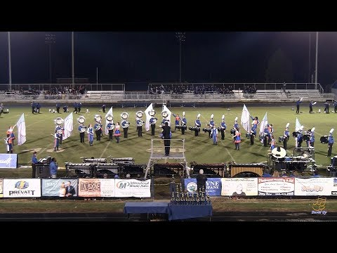 Athens Drive High School Marching Band 10/20/2018