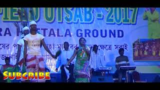 Santhali Karam Song Singer Kalpana Hansda     kalpana new stage program video 2018