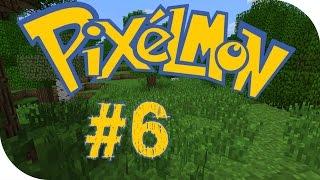 Minecraft: Pixelmon (Epizoda 6) - Pikachu u Raichu-a