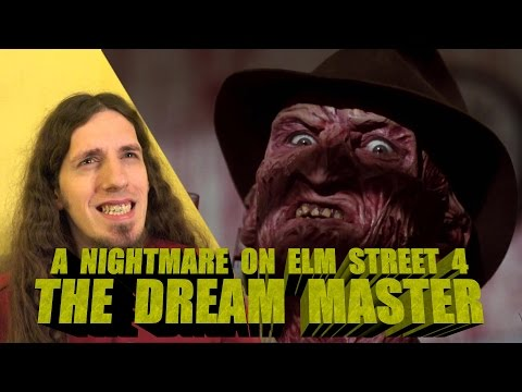 A Nightmare On Elm Street 4: The Dream Master Review