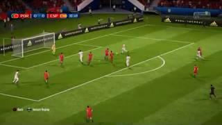 Virtuális VB 2018 Portugália-Spanyolország