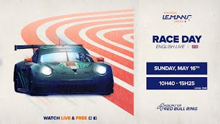 LIVE EN - RACE - 4 Hours of the Red Bull Ring 2021