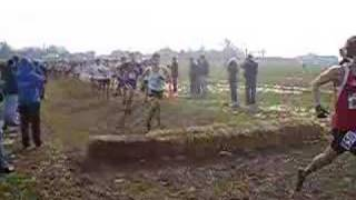 USATF XC Club Nationals- Hay Bail Jump