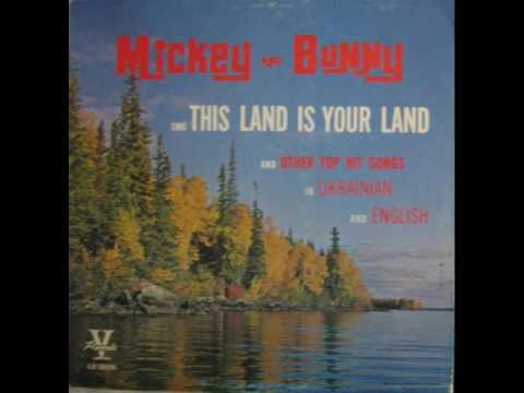 Mickey and Bunny - This Land Is Your Land (LP 1964)