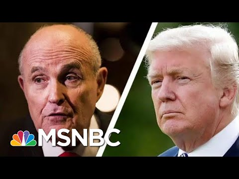 Revealed: The Strongest Case For Impeaching Trump Is Bribery | The Beat With Ari Melber | MSNBC
