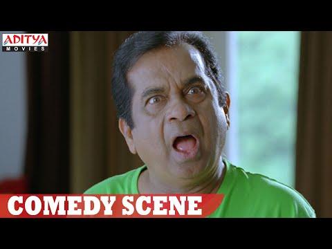 Yevadu Movie || Brahmanandam Comedy with...