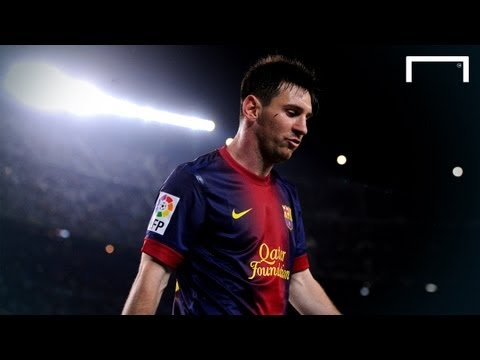 Messi investigated for tax fraud
