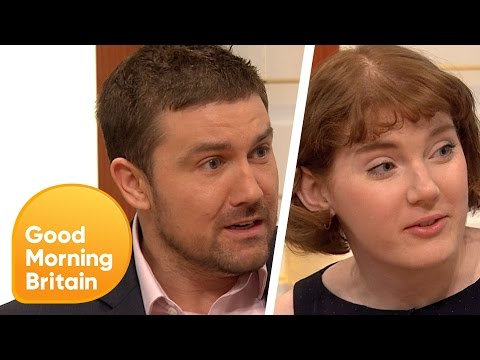 Should Smoking Be Banned in Public Areas?   Good Morning Britain