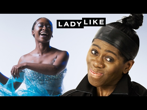 Thumbnail: Ladylike Tries Being Models With Miss J Alexander
