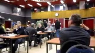 Open Rapid kampioenschap van Enkhuizen 2011