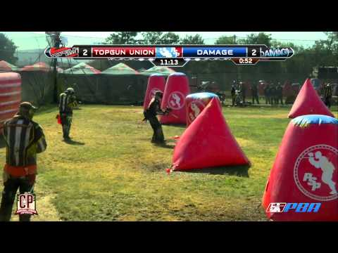 2013 PSP WCO Saturday Tampa Bay Damage vs Trenton Topgun Union Game 10