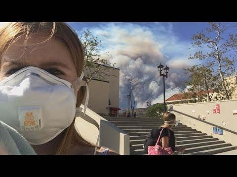 VLOG: Surviving the Woolsey Fire