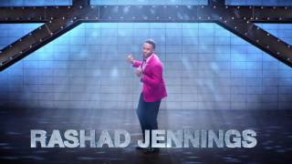 Rashad Jennings - Dancing With the Stars