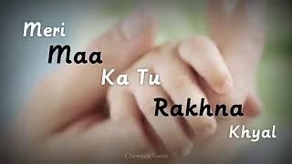 Sun mere khuda    maa song ft.agha ali✓