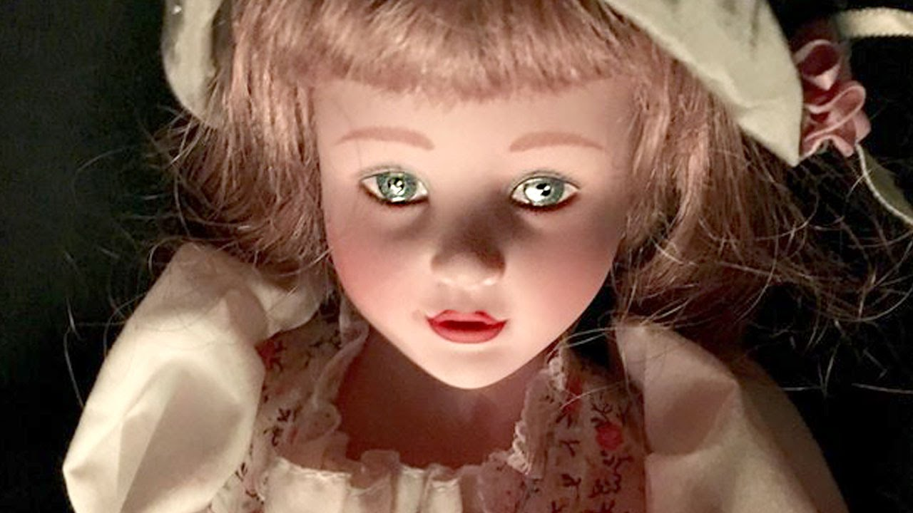 Haunted Doll Is Possessed By 13 Yr Old Girl Ann Youtube