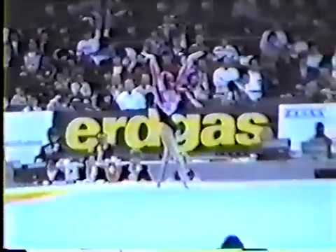 1989 World Gymnastics Championships - Women's Compulsories, Session 9