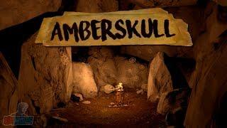 AmberSkull Demo | Indie Horror Game Let's Play | PC Gameplay Walkthrough