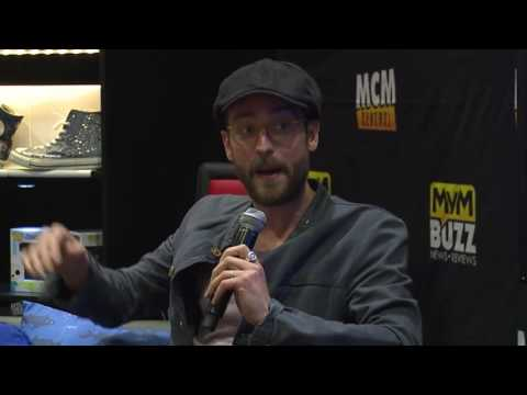 INTERVIEW Sleepy Hollow's Tom Mison On The MyM BUZZ Stage